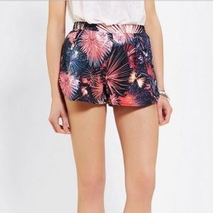 Lovers and friends fireworks shorts